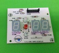 Ariston Microgenus PCB CMP 3 Display 65109709 *New*