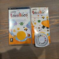 Sony Playstation Portable - PSP - TESTED - Complete - Loco Roco PAL Europe Ver.