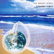 THE MOODY BLUES - Strange Times, English Sunset, Scarce 1999 CD, NEW, Sealed