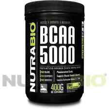 NutraBio BCAA -Branched Chain Amino Acid