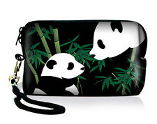 Panda Digital Camera Bag Case Cover Protector for Samsung Galaxy Y Duos s6102