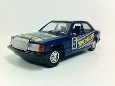 Burago Mercedes Benz 190E 190 Diecast Car 1/25 scale Diecast Car