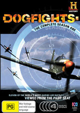 DOGFIGHTS SEASON ONE KOREAN WAR MIG ALLEY WWII VIETNAM WAR your in the cockpit