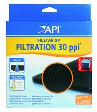 API Filstar XP Filtration 30 ppi Foam for Aquariums 2 Pads