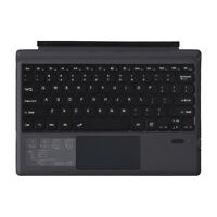 BT Wireless Keyboard 12.2 Inch Slim Thin Keyboard for Software Surface C2A2