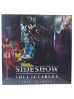Sideshow Collectibles 2010 Calendar Star Wars Marvel Lord Of The Rings Sealed