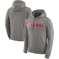 Nike Mens Portland Trail Blazers Trailblazers Logo Hoodie Sweatshirt Large NEW