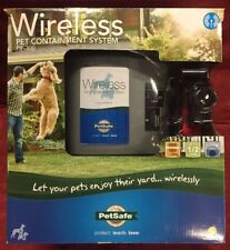 -OPENED BOX ONLINE RETURN- PetSafe PIF-300 Wireless Pet Containment System