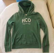 Hollister Large Women's Green Hoodie