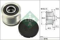 INA Over Running Alternator Clutch Pulley 535 0124 10 535012410 - 5 YR WARRANTY