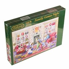 Jumbo Cardboard 500 - 749 Pieces Jigsaws & Puzzles