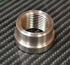 Stainless Steel Exhaust Lambda Oxygen Sensor Boss Nut M18 x 1.5 Decat