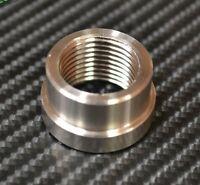 Steel Exhaust Lambda Oxygen Sensor Boss Nut M18 x 1.5 Decat
