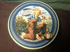 Pepsi Cola  Collectors Tin - USED Good Condition Vintage Collectibles