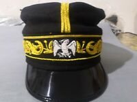 Maxico officer General kepie all sizes hand embroided