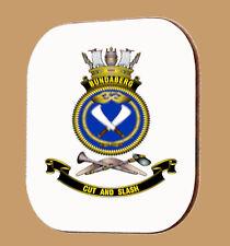 HMAS BUNDABERG COASTER ROYAL AUSTRALIAN NAVY (IMAGE FUZZY TO STOP WEB THEFT)