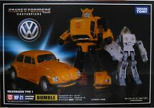 Transformers Masterpiece MP-21 Cybertron Espionage Bumble (a.k.a Bumblebee)