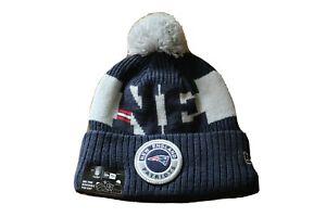 New England Patriots New Era Knit Hat Unisex Adult