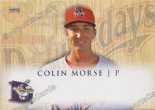 2018 Auburn Doubledays Colin Morse RC Rookie Washington Nationals