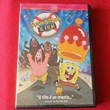 SPONGEBOB IL FILM dvd ITALIANO cartone animato x bambini