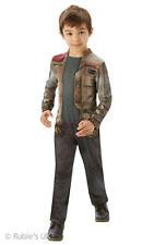 kids star wars costume ~ Classic Finn ~ Printed Jumpsuit ~ 7-8 Years ~ BOX A2