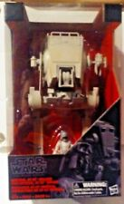 Star Wars The Black Series Imperial AT-ST Walker & Driver New MISB