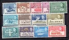 British Antarctic QEII 1963 short LHM set SG1-13 WS15549