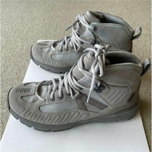 NEIGHBORHOOD Danner FULLBORE High Top Sneakers Shoes Men US 8 Gray From Japan