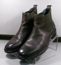 271503 PFBT40 Men's Boots Size 9 M Brown Leather 1850 Series Johnston & Murphy