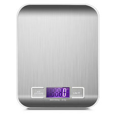 Digital LCD 5Kg Kitchen Electronic Balance Scale Food Weight Postal Scales