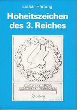2001: Katalog der Hoheitszeichen des 3. Reiches, Lothar Hartung