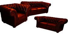 Chesterfield Sofa Couch Polster Sofagarnitur 3+2+1 Klassische Sitz Garnitur Neu