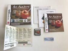 Art Academy - Nintendo DS - PAL FRA - Avec Notice