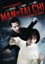 Man of Tai Chi [New DVD]