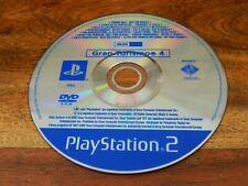Gran Turismo 4 Playstation 2 PS2 Promo Disc