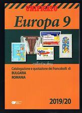 UNIFICATO EUROPA 2019-20 VOLUME 9 - CATALOGO PER FRANCOBOLLI