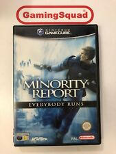 Minority Report Nintendo Gamecube, Supplied by Gaming Squad Ltd