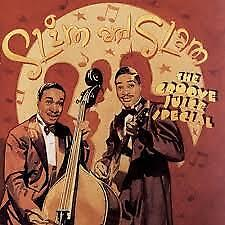 The Groove Juice Special by Slim & Slam (CD, Nov-1996, Columbia (USA))