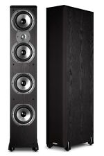 Polk Audio TSi500 BLACK Floorstanding Tower Speaker  NEW EACH