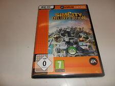 PC  Sim City Societies - DeLuxe Edition