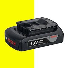 Bosch Akku GBA 18 V 1,5 Ah M-A Ersatzakku Li-Ion 1600Z00035 NEU