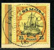 Samoa Mi 11  Luxusbriefstück  Fagamalo