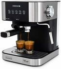 IKOHS Cafetera Expresso Automática TAZZIA Cafetera Espress 20 Bar 1100 W, 1,5 L