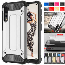 Armor Case Shockproof PC TPU Hybrid Hard Cover Shell For Hauwei P20 Pro/P20 Lite