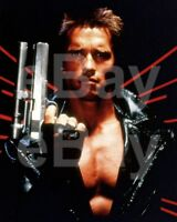 "The Terminator (1984) Arnold Schwarzenegger ""Arnie"" 10x8 Photo"