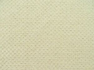 VALDESE RAPUNZEL PEARL TEXTURED GEOMETRIC CREAM UPHOLSTERY FABRIC $9.99/YD BTY
