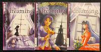 The Dreaming 1, 2, 3 Manga Manhwa English Drama Horror Tokyopop OOP