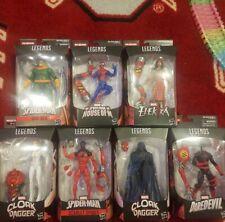 Marvel Legends SP/DR Wave Hasbro Figures