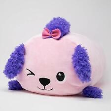 "Moosh-Moosh 12"" Soft Squishy Pillow Pet Plush Stuffed Animal, FRANCINE POODLE"