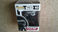 STAR WARS - KYLO REN FUNKO POP VINYL FIGURE #60 VERSION #2